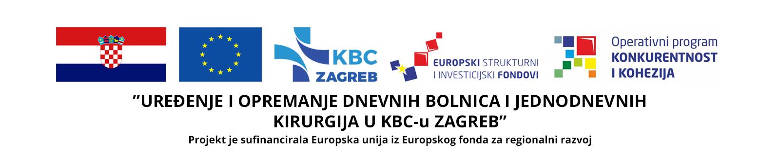 Projekt Uređenje I Opremanje Dnevnih Bolnica I Jednodnevnih Kirurgija U Kbc U Zagreb Kk 08 1 2 03 0012