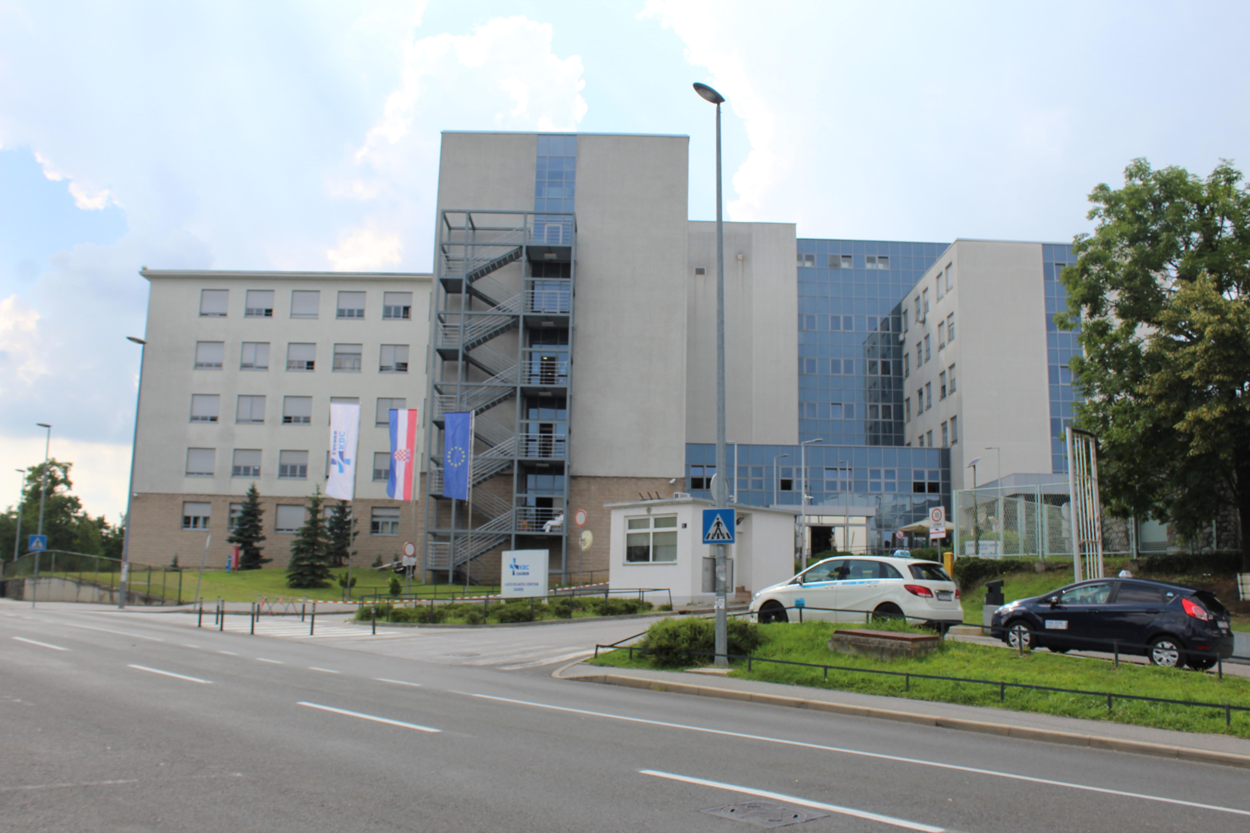 University Hospital Centre Zagreb Information